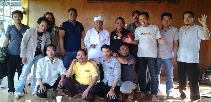 Workshop Desa 2.0 Wilayah Indramayu di Pendopo Karatuan Galuh Pakuan