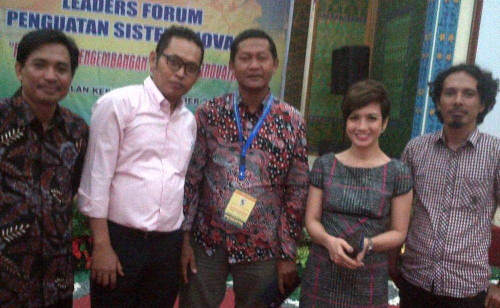 Leader Forum: Penguatan Sistem Inovasi di Kabupaten Palalawan