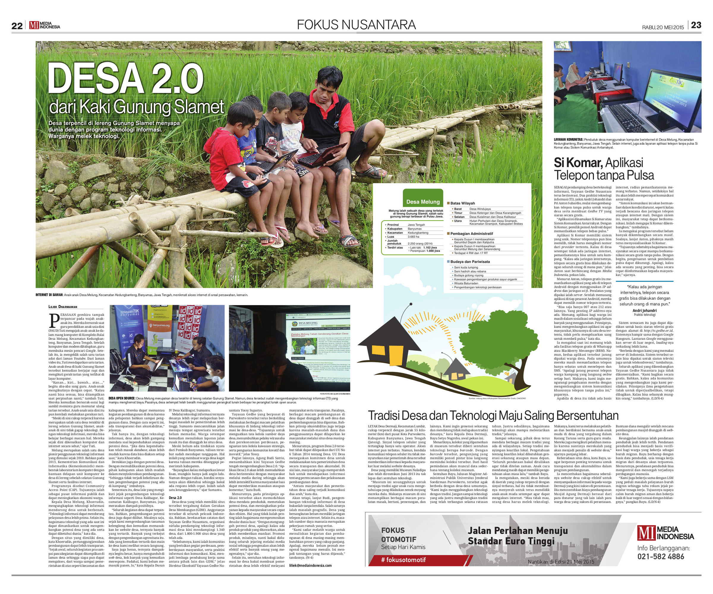 desa20 media indonesia 20mei2015