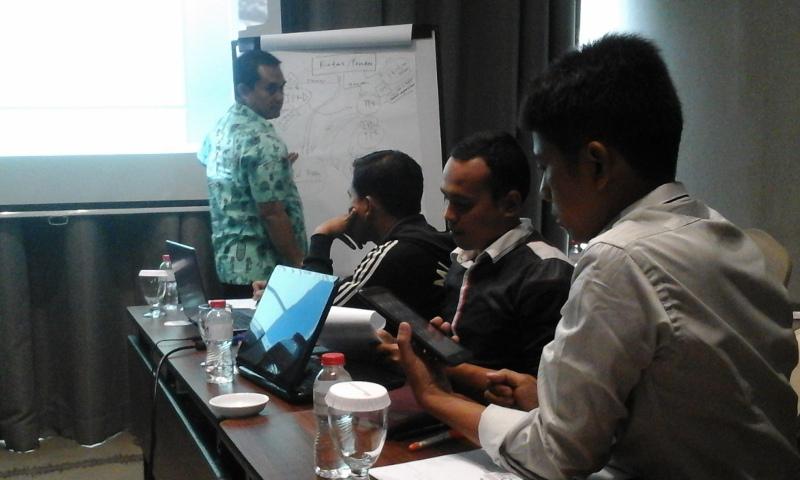 gedhe foundation ikuti konsinyasi draft template perbup dan panduan implementasi uu desa di kemendesa