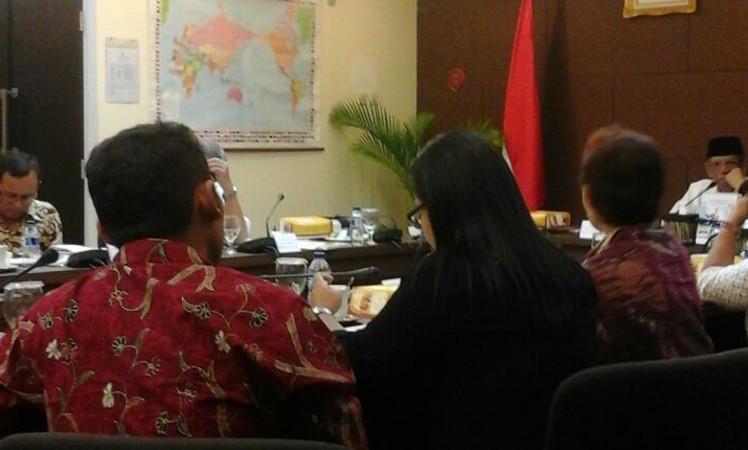 gedhe foundation presentasikan dashboar desa peduli buruh migran di dewan pertimbangan presiden