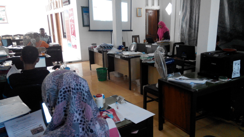pelatihan dan pelayanan warga desa wlahar wetan