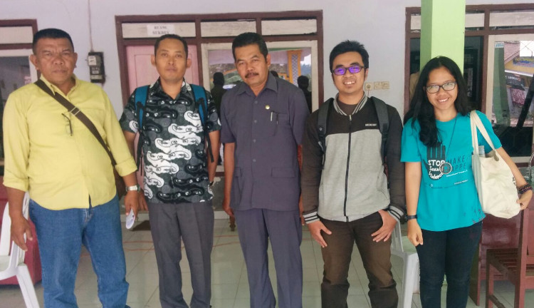 program desa peduli buruh migran di desa sumber salak jember bersama tanoker
