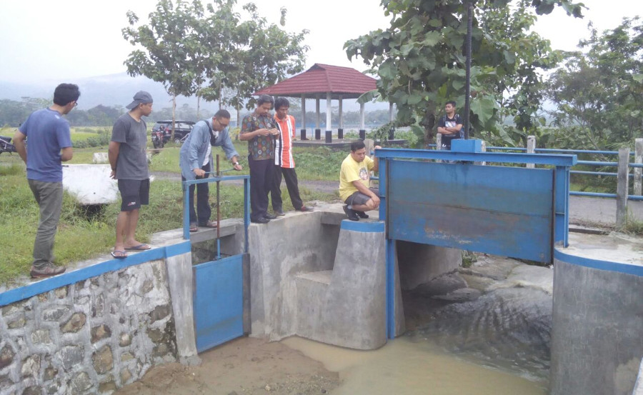persiapan pembuatan film musyawarah desa di desa wlahar wetan